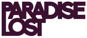 Paradise Lost Logo (Purple Large)