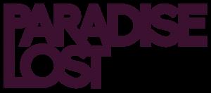 Paradise Lost Logo (Purple Large)