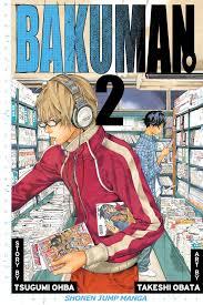 Bakuman Volume 2