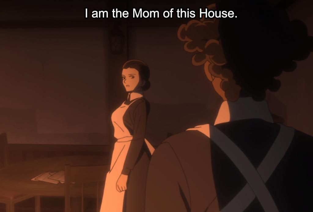181045: Mother Establishes Dominance