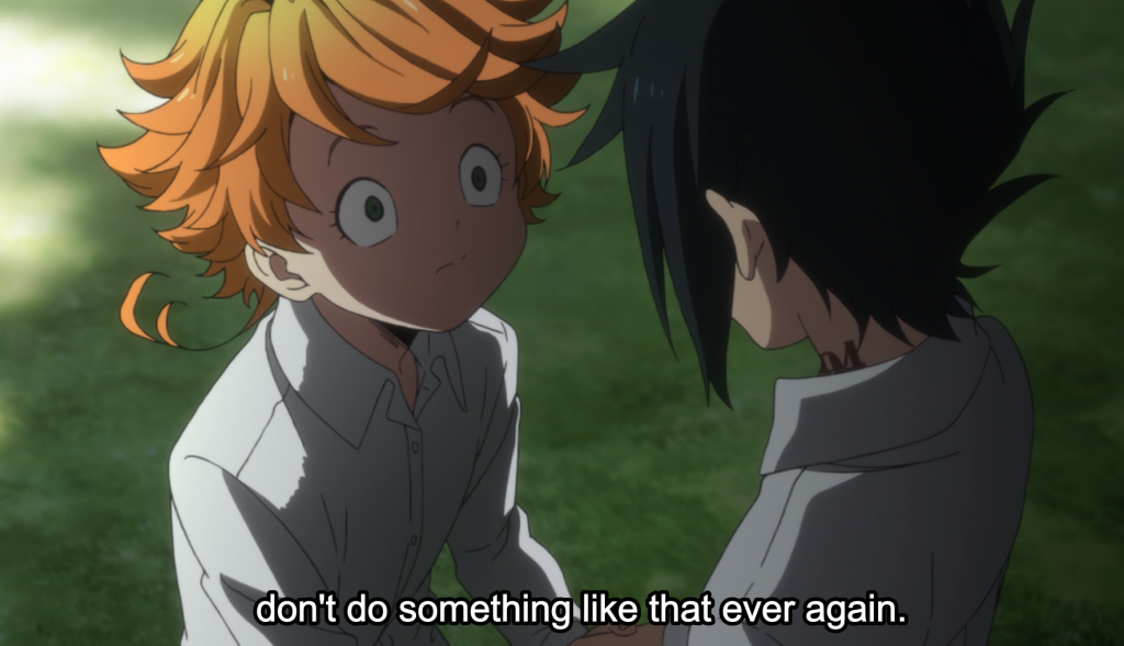 The Promised Neverland Episode 5