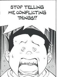 Pandering and patience make Miura's headache